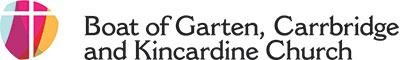 Boat Carrbridge Kincardine Church Logo